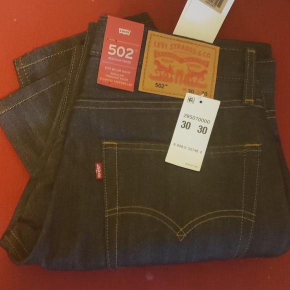 Levi's Other - Levi 502 Jeans